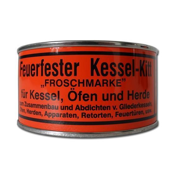 Feuerfester Kesselkit Froschmarke Fermit 500 g