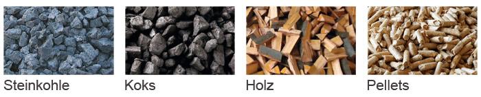Heizkessel Attack FD Pellet Brennstoffe
