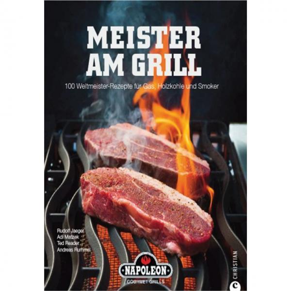Grillzubehör Napoleon Grillbuch Meister am Grill