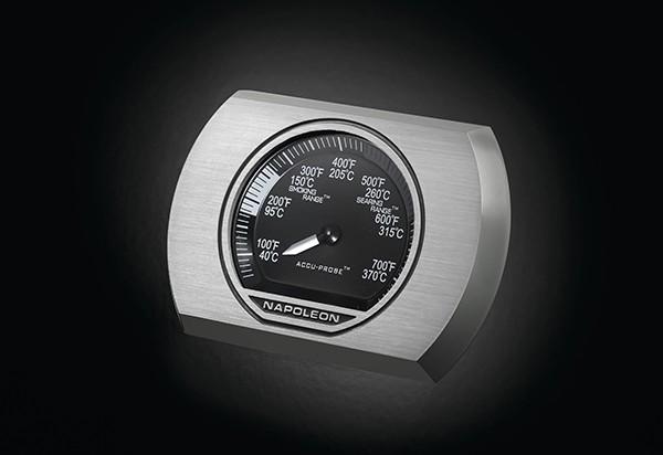 Accu Probe Deckelthermometer