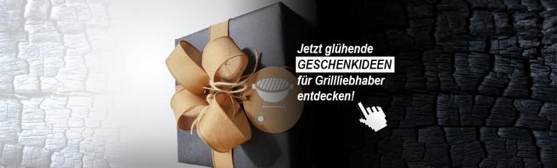 Geschenkideen für alle Grillfans entdecken