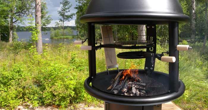 Tundra Grill BBQ Ambiente