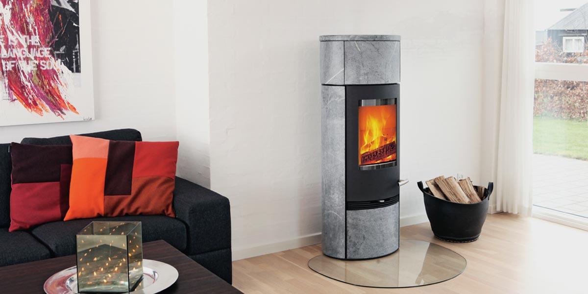 Kaminofen Speckstein, Termatech TT20 RS Heat Storage