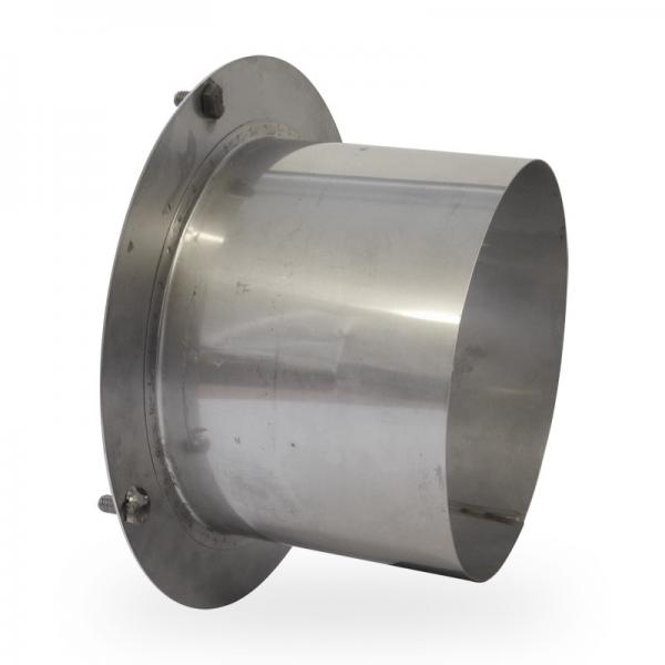 PAM Adapter für Aspirator DN 150 mm