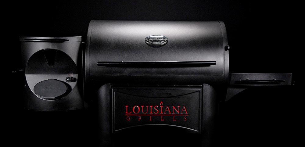 Pelletgrill Louisiana Grills 800 Premier