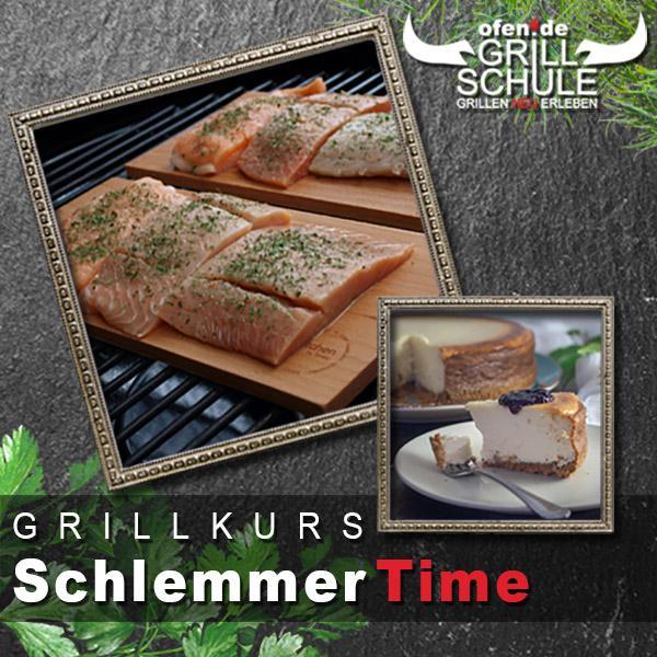 Gutschein Grillkurs - Schlemmer-Time