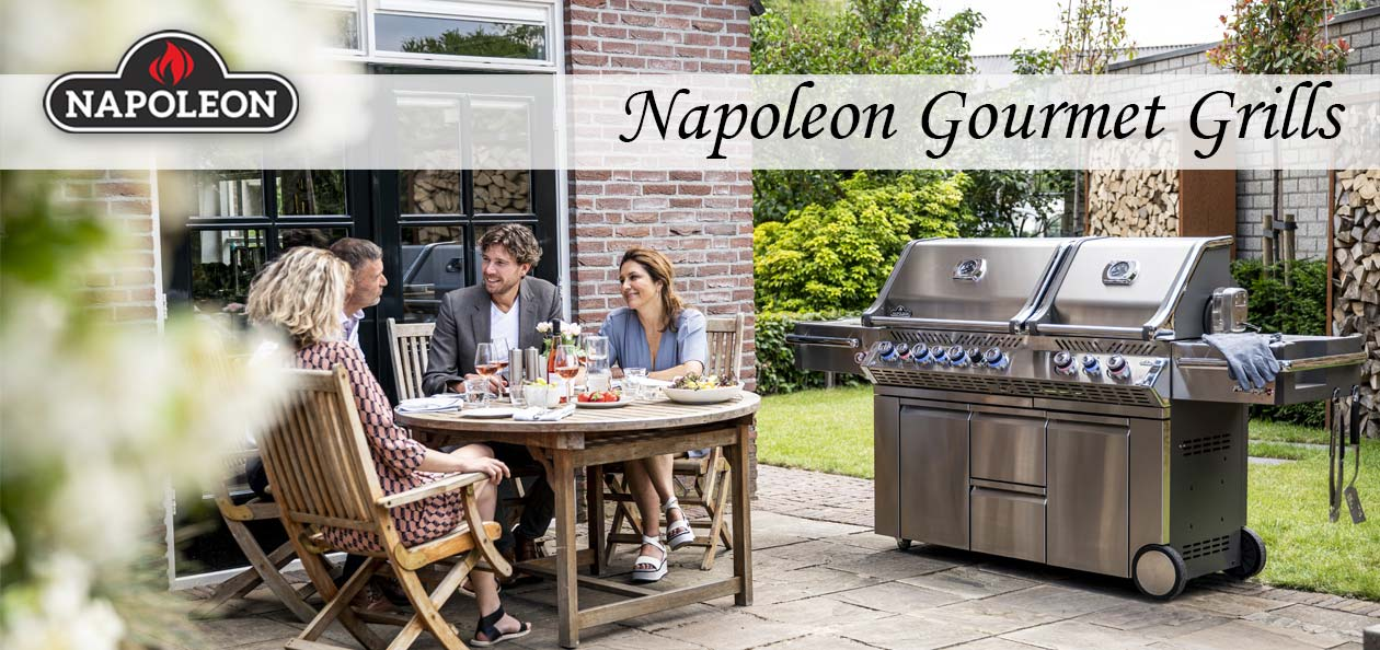 Ambientebild des Napoleon Prestige Pro