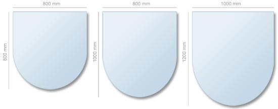 Bodenplatte Zunge Varianten