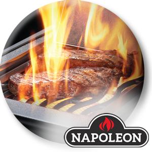 Sizzle Zone der Marke Napoleon