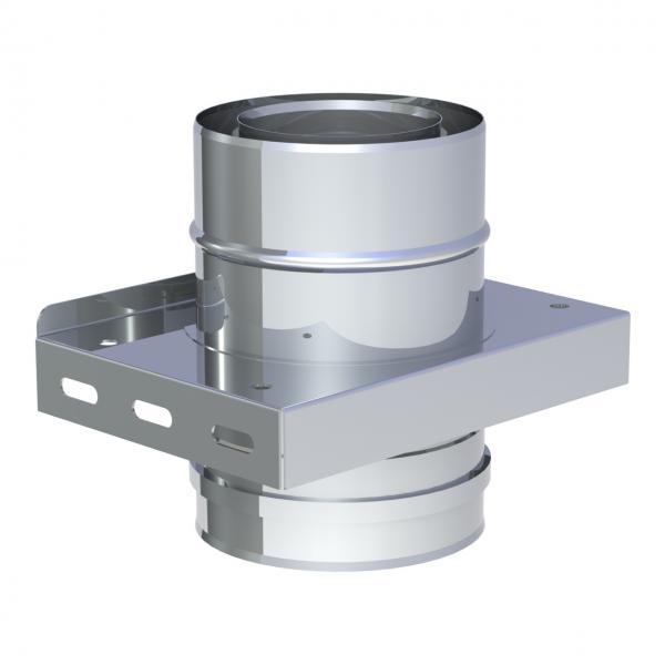 Jeremias LAS Grundplatte für Zwischenstütze 100/150 mm