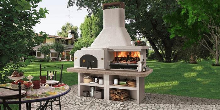 Outdoorküche Palazzetti Gargano 3