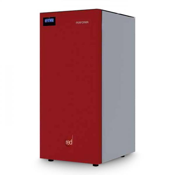 Pelletheizung RED Performa 30 Easy Clean 27 kW