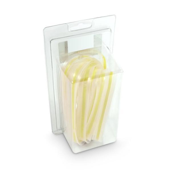 Dichtlippe für Glasbodenplatte 5m Silikondichtung selbstklebend
