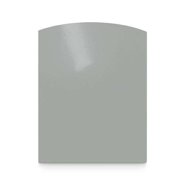 Stahl Bodenplatte Silber Zunge Flach Funkenschutz Platte Kamin Ofen