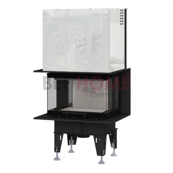 Kamineinsatz BeF Therm V 6 C 6 kW
