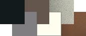 Cera Design Rondotherm Farben
