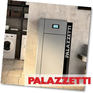 Pelletheizung von Palazzetti