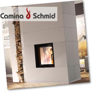 Ambiente Camina und Schmid Tunnelkamineinsatz