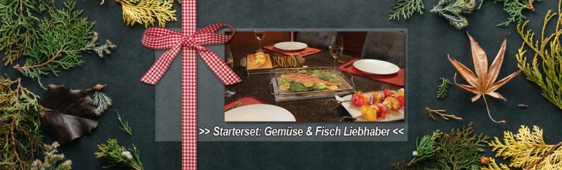 Napoleon Gemüse und Fisch Liebhaber Starter-Set - schnell zugreifen!