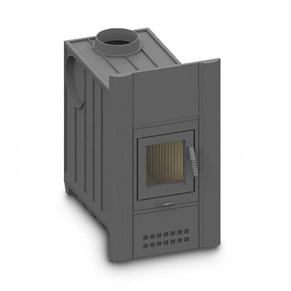 Kachelofeneinsatz Schmid Concept 12 kW