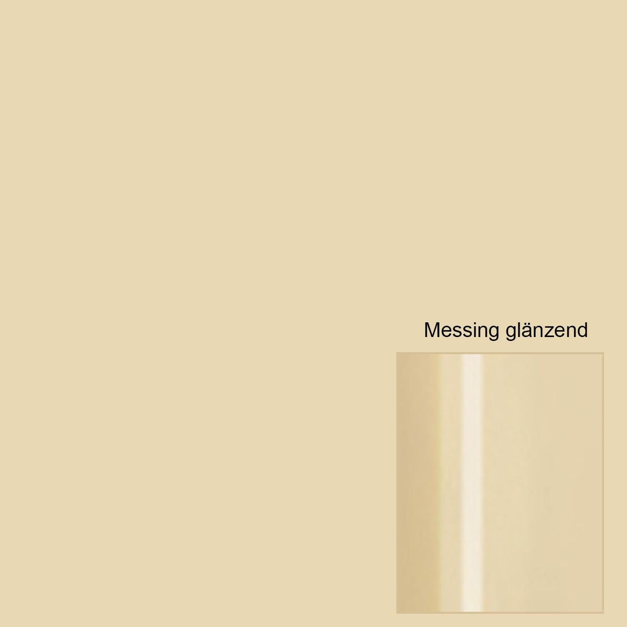 Messing-gl-nzend