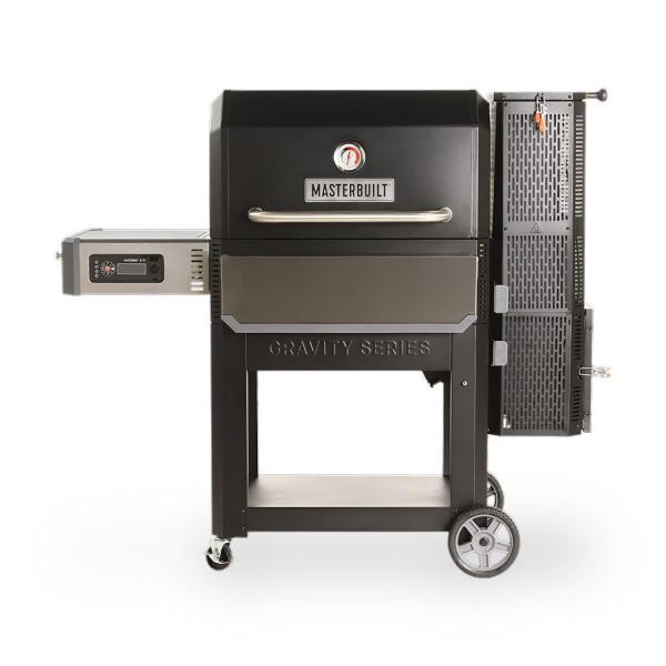 Digitaler Holzkohlegrill und Smoker Masterbuilt Gravity Series 1050