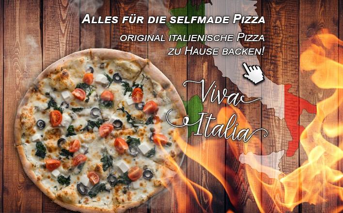Mit ofen.de zum Pizza-back-Meister werden
