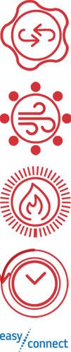 Logos RED Melissa Air 7