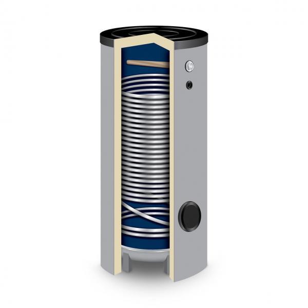 Wärmepumpenspeicher TWL Typ SWP 500 l mit Wärmetauscher
