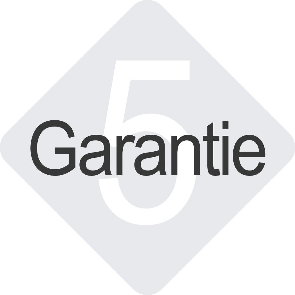 Kratki Icon 5 Jahre Garantie
