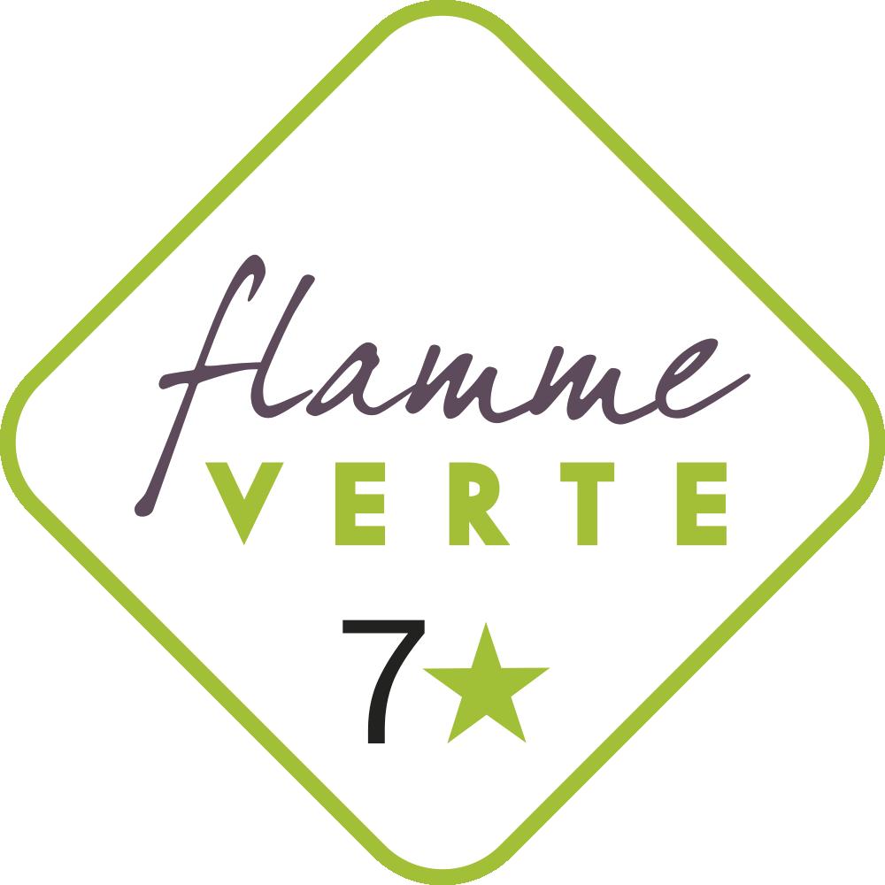 Flamme Verte zertifiziert