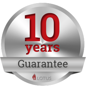 Lotus 10 Jahre Garantie
